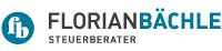 Steuerberater Florian Bächle Logo